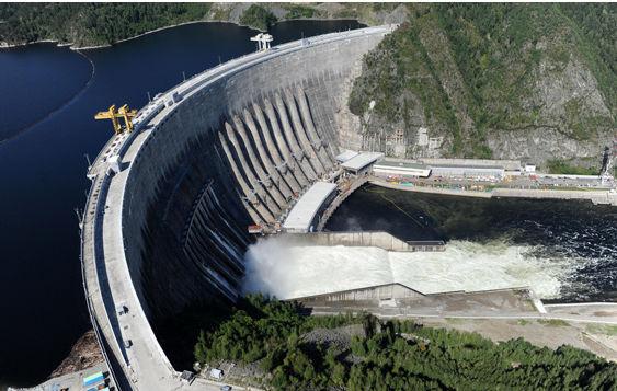 世界上最大的水电站是