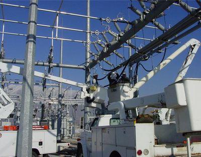 河北电力南网首座智能化变电站投运