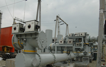 110千伏变电站设备