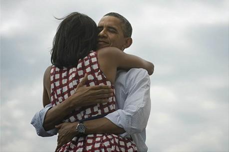 奥巴马成功连任美国总统