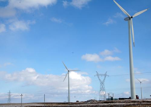 冀北风电装机突破600万千瓦 新能源势头迅猛