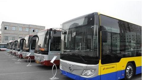 北京将在重点公交线路上添置900辆电动公交车-新闻