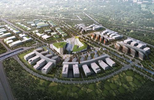 和岳�yl.�la_中国石油科技创新基地(a-29 地块)能源中心项.
