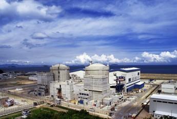 岭澳核电站二期正式通过竣工验收