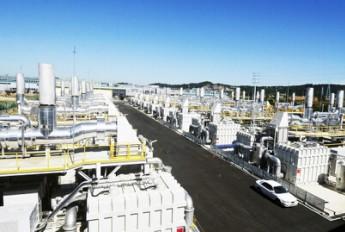 韩国浦项能源建世界最大燃料电池电站