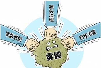 大气污染防治法修订亮点:联防联控避免各自为战