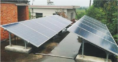 安徽长丰将建16座村级光伏电站