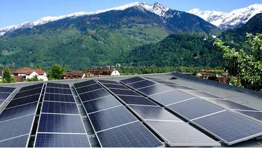 成本持续下降瑞士政府削减补贴计划光伏别墅西塘租一个再次图片