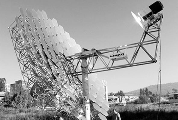 太阳能光热发电 产业发展大幕将启