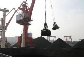 今年沿海地区煤炭调入量呈现萎缩