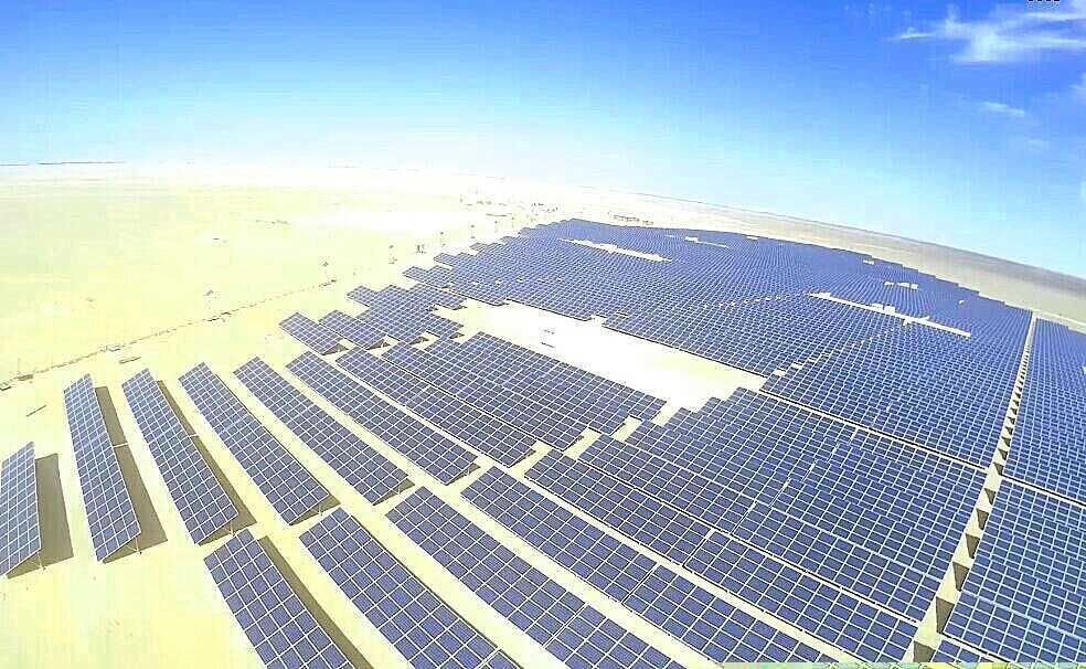在全球能源结构