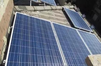 浅谈家庭屋顶分布式光伏发电系统的设计与施工