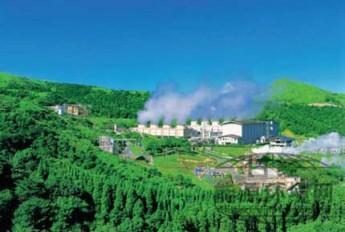 日本大分县开发地热资源之道