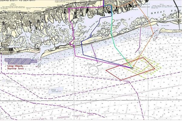 美国最大风电场将落户纽约长岛
