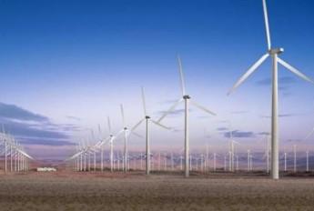 上半年风电累计并网容量同比增三成