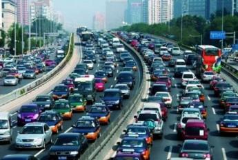 北京PM2.5浓度仍超标 机动车明年不超600万辆