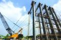 国电浙江南浔热电项目进入安装阶段