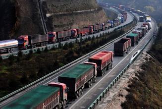 陕西榆林又见运煤车排长龙 煤炭去产能陷罗生门