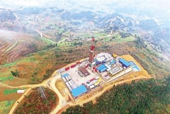 重庆涪陵建设百亿立方米气田