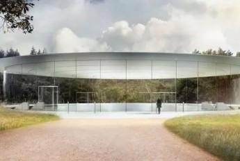 苹果总部将100%使用可再生能源