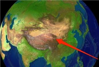 NASA发布全球最大光伏发电场图片