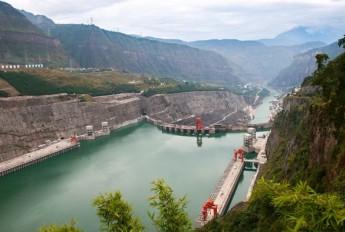 三峡集团溪洛渡水库2017年生态调度正式启动