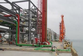 福州最大成品油码头本周投用