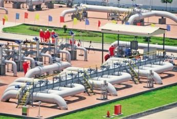 中缅原油管道 原油进入中国
