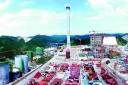 京能热电厂4×35万千瓦燃煤供热机组加快建设