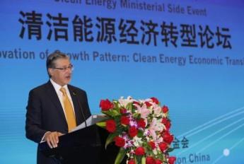 国际可再生能源署官员:治理雾霾应减少化石燃料使用