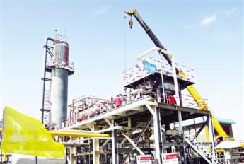 西北油田技术改造增效显著