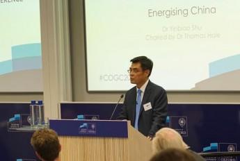 舒印彪:合作促进能源转型 助力经济社会发展