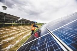 青海长时段绿色清洁能源供电
