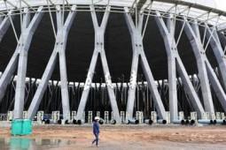 甘肃电投武威热电2×350兆瓦热电联产项目拟8月底完工