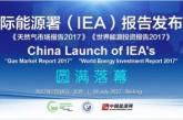 国际能源署(IEA)报告发布会圆满落幕