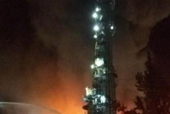 中石油大连石化分公司燃料泵着火 原料无泄漏