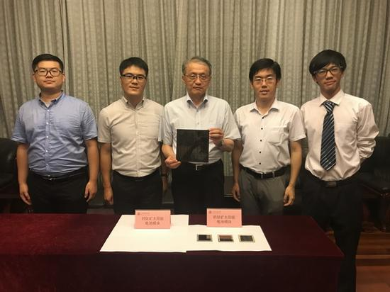 韩礼元团队。本文图均为上海交通大学供图
