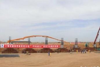 西北地区首个百万千瓦级调峰火电工程在瓜州开建