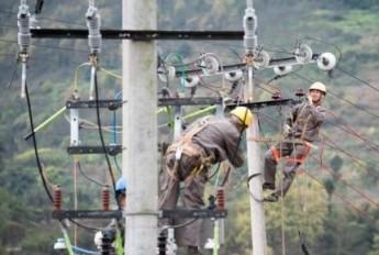 前8月中国电力供需总体宽松 工业用电量同比增6.1%