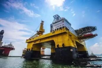 """中国建全球最大海上钻井平台:将挖掘""""未来能源"""""""