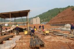 四川省西充:天然气分布式能源项目开工建设