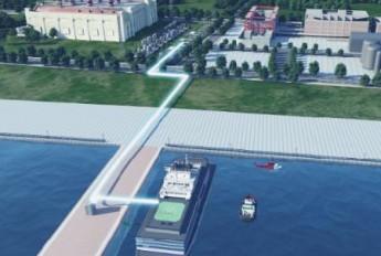又一逆天工程 我国将造20座海上核电站