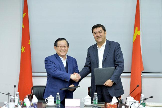 """国家能源局与科技部签署""""科能协同""""合作协议"""