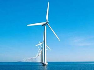 截至2017年全球累计海上风电容量达到18.81GW