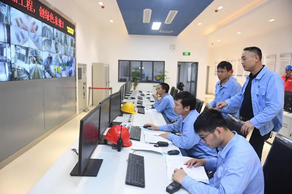 安徽省首座直燃生物质发电厂投产