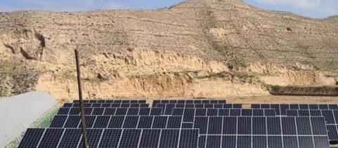 11国派员到甘肃培训可再生能源技术