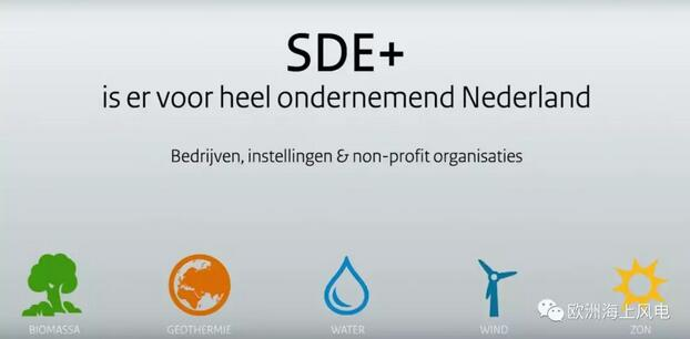 荷兰可再生能源补贴申请开启!独独没有海上风电?