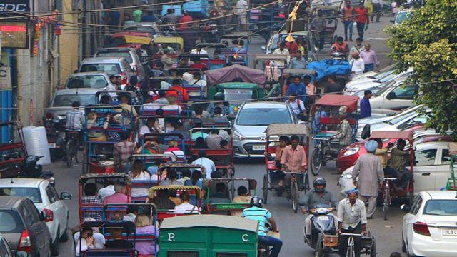 印度汽车市场