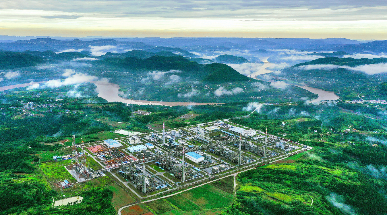 中国石化元坝气田天然气销量超150亿方