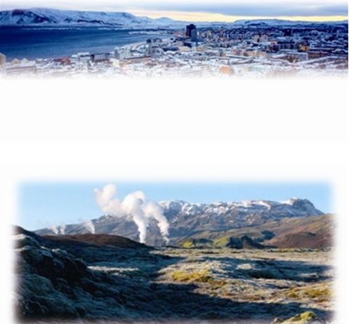 """冰岛的地热""""进击""""(他山之石)"""